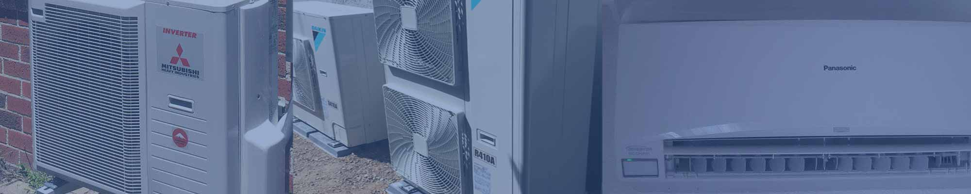Ocean Air supplies and installs only leading brands of air conditioners and heating system.